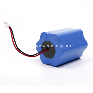18650 3S2P 11.1V 4400mAh Lithium Ion Battery Pack